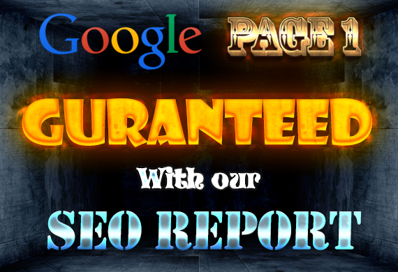 Rank your website on GOOGLE page 1