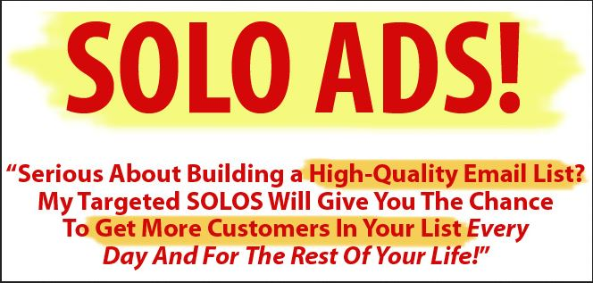 promote your mlm link, solo ads, website