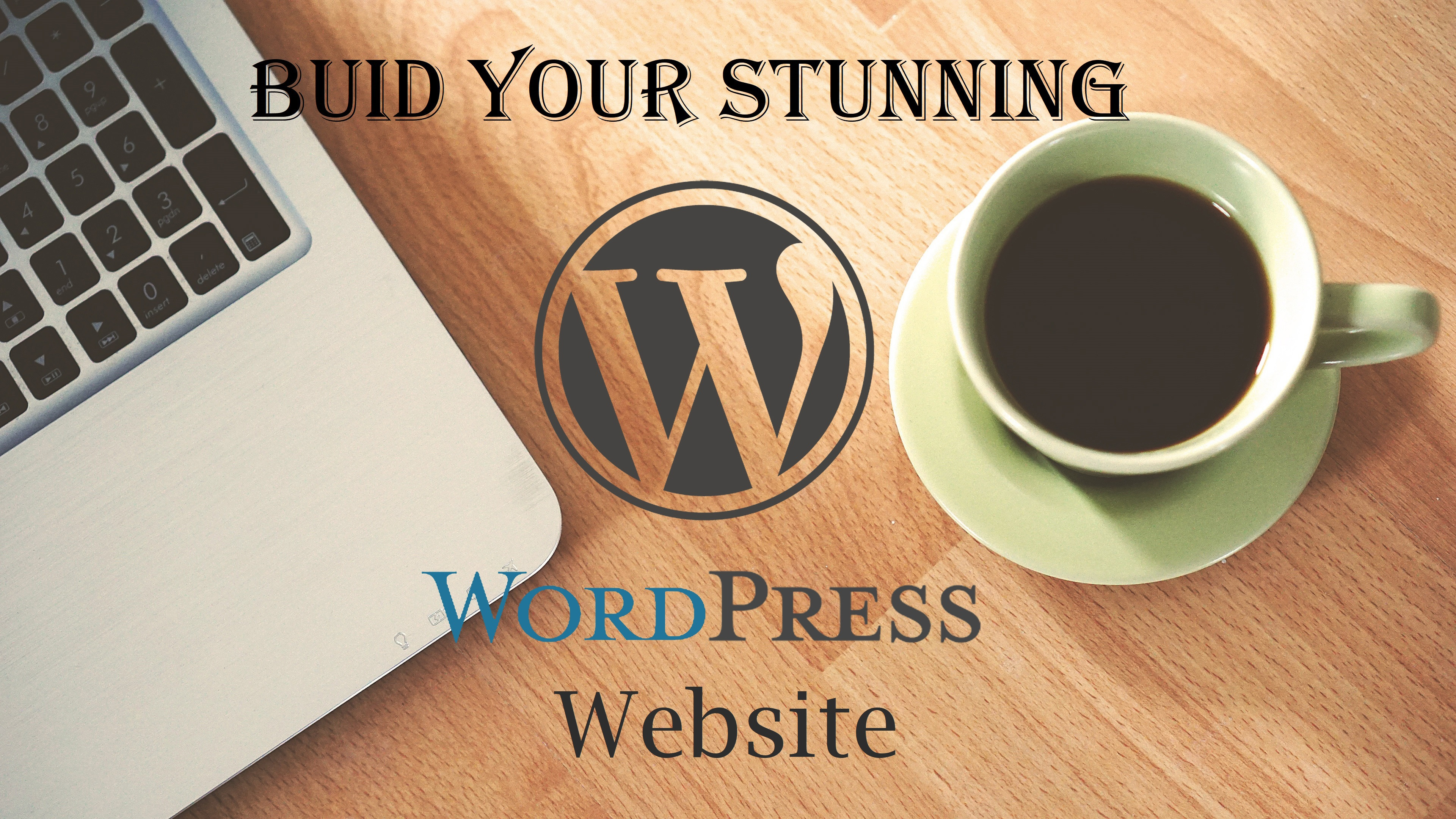 Build up or customize WordPress Website for 5