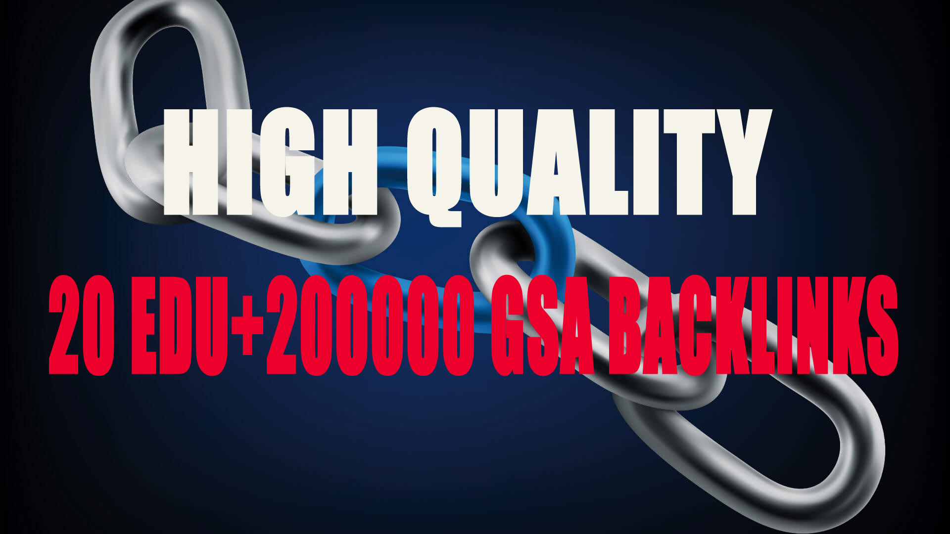 Top High Quality 20 Edu Backlinks With 200,000 GSA Blast to Boost your Website Rank on Google