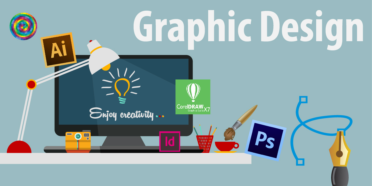 Professional and Creative Graphic designing Works done here