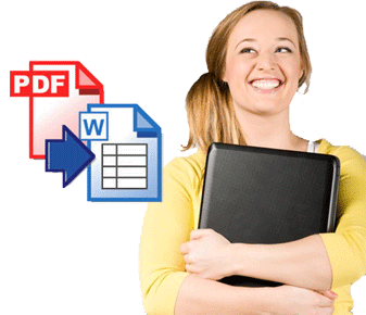 I Can Convert PDF To Word
