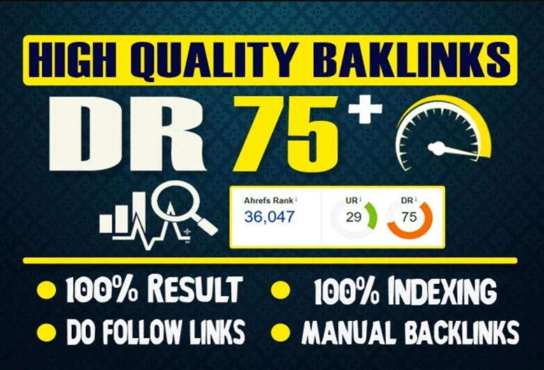 15 High DR 70+ Dofollow HomePage PBN LINKS