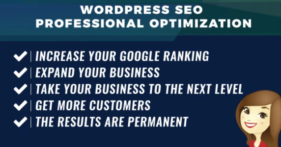 Wordpress SEO Optimization To Your Site