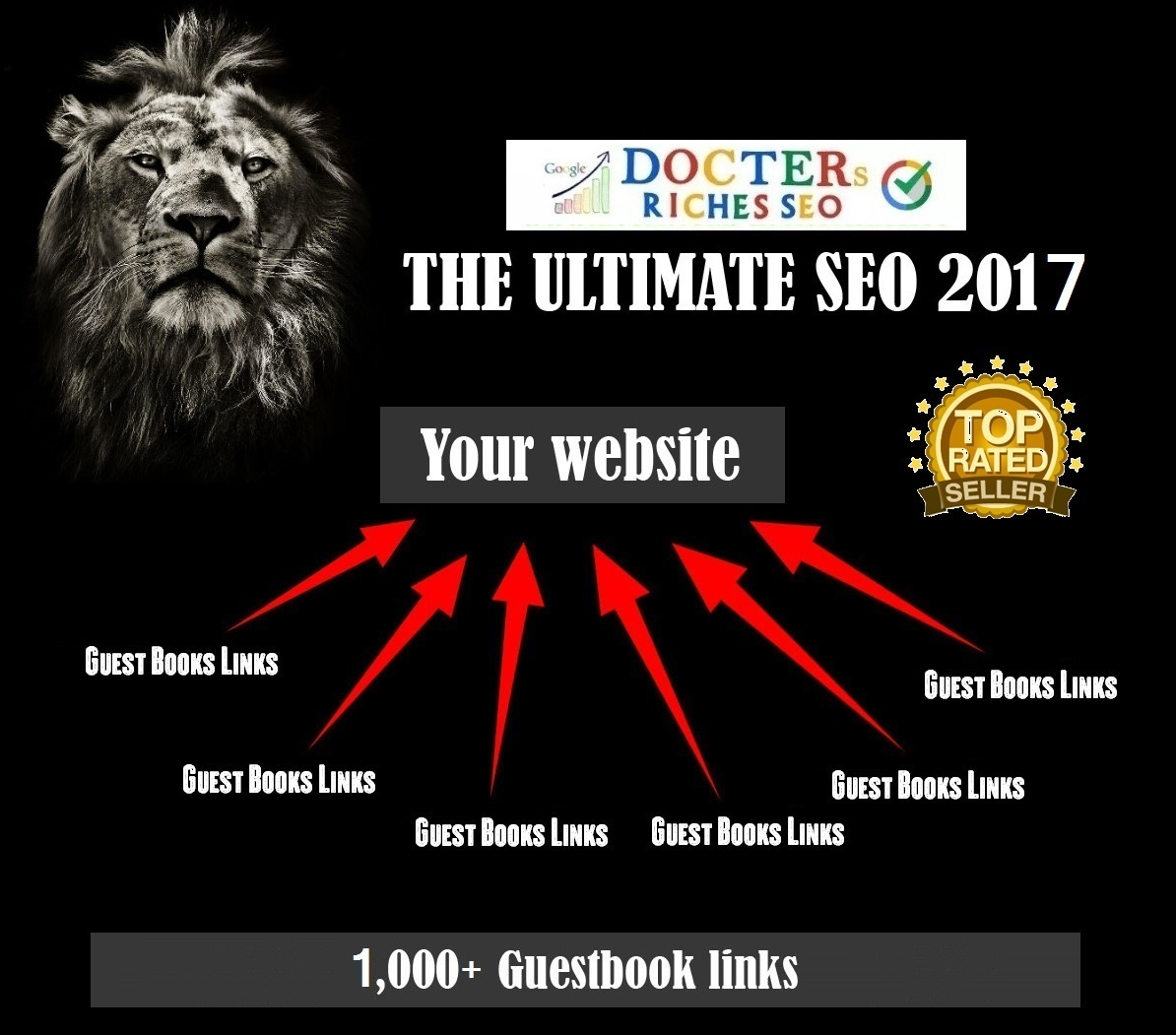 Do 1000+ Guest Book Postings To Rank You High In Traffic