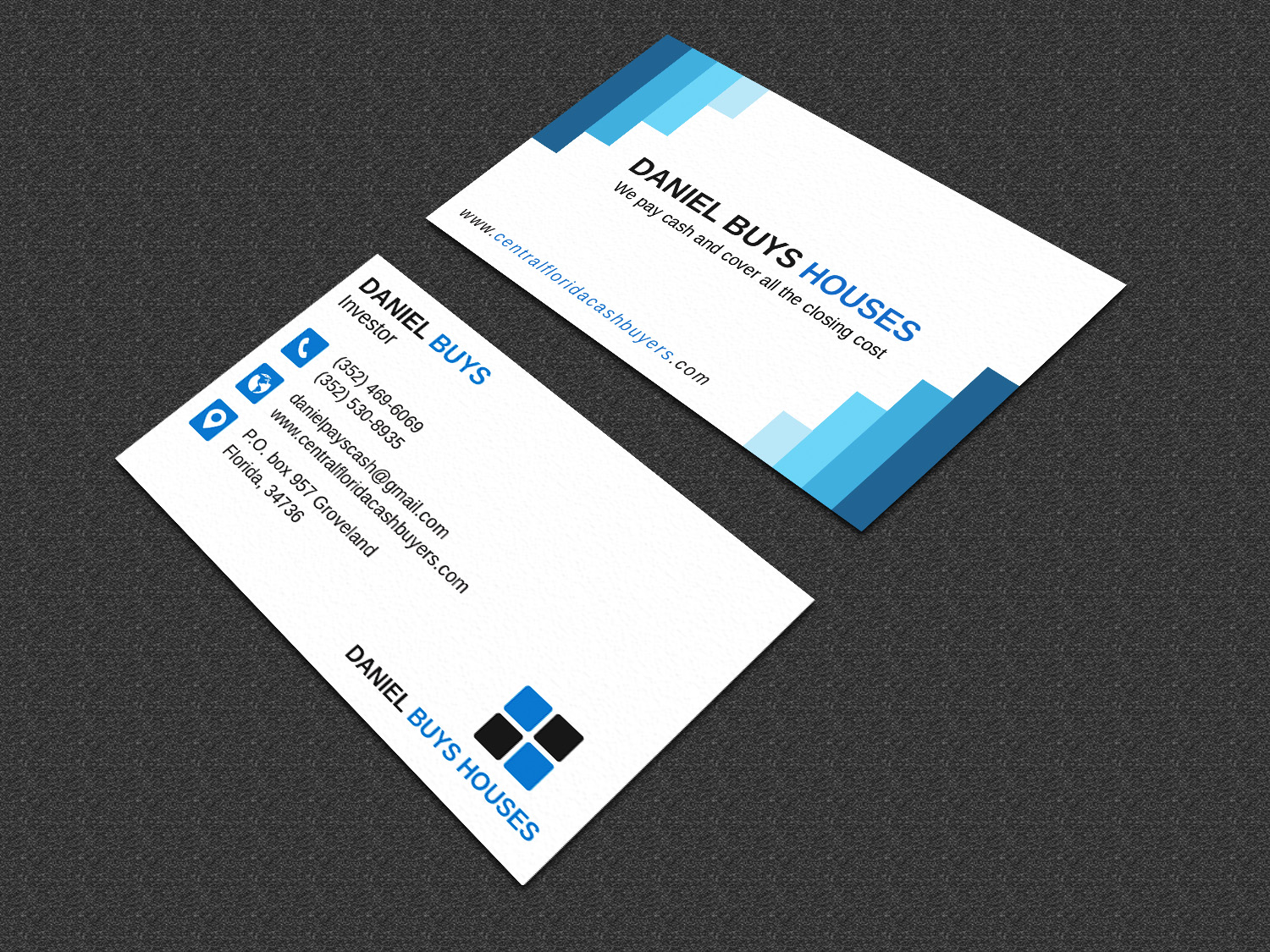 Design Professional Business Card within 24 Hours for $5 - SEOClerks