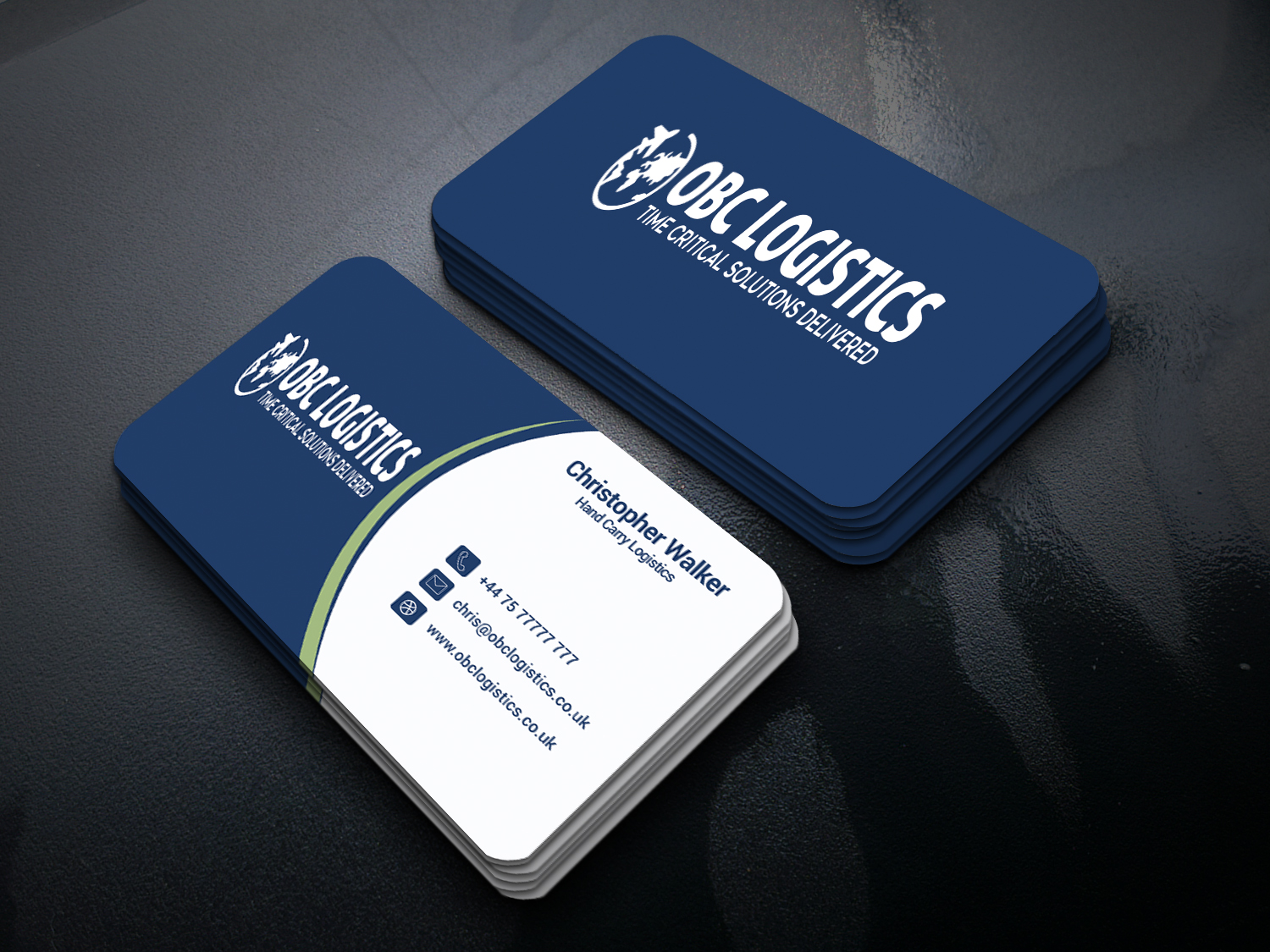 Make An Amazing And Unique Business Card Design for $8 - SEOClerks