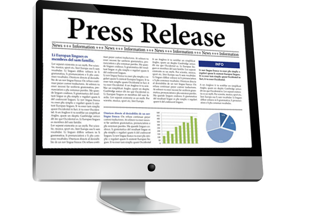 write a press release A press release is an official announcement (written or recorded) that an organization issues to the news media and beyond whether we call it a press writing a press release is really only half the battle once you're finished with production, it'll be time to focus on distribution of course, we're all.