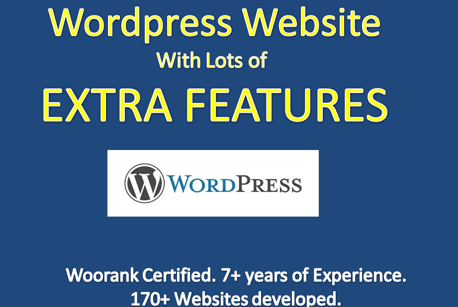 Responsive Wordpress Website Development