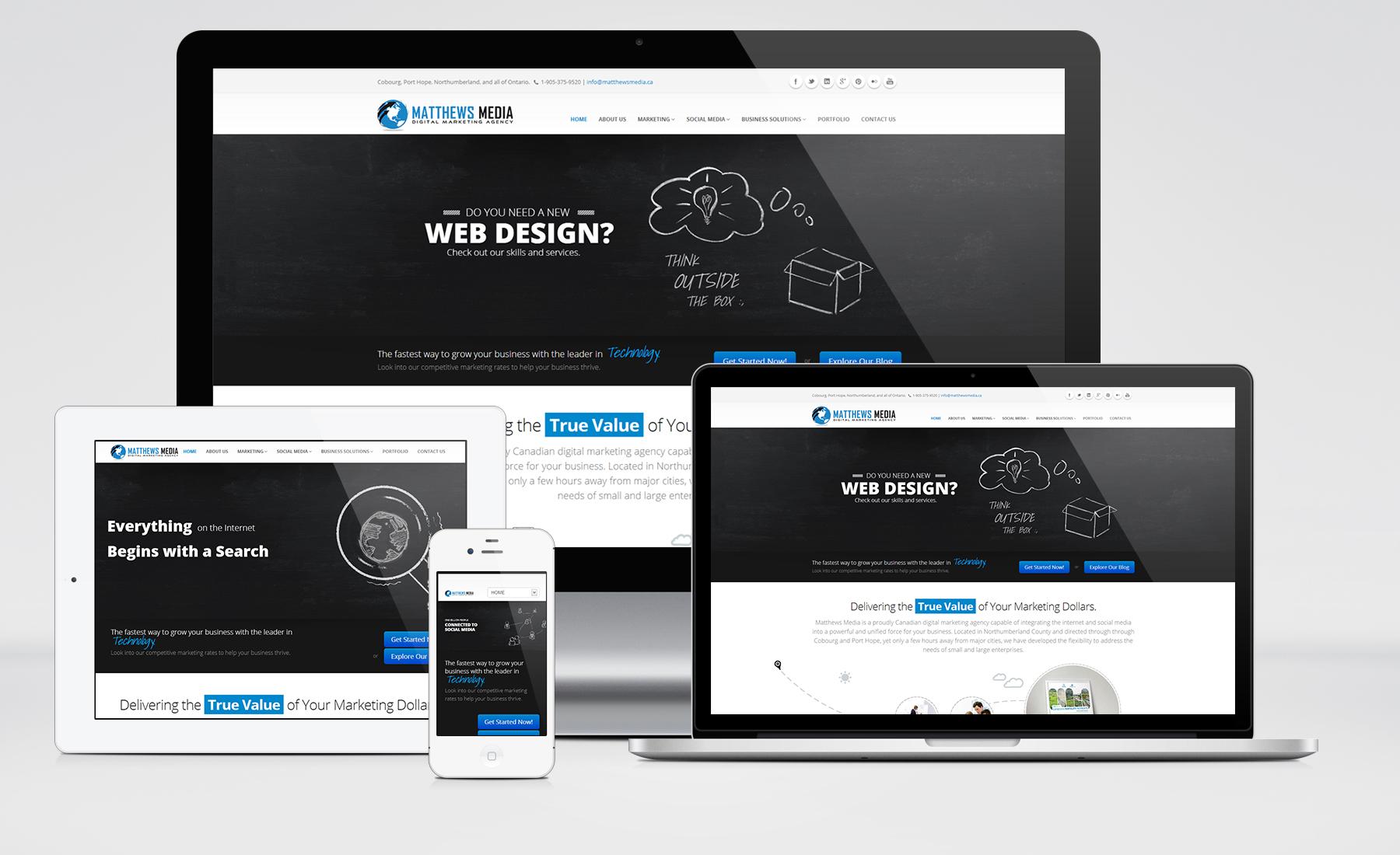 Professional And Elegant Web Design For 5 Seoclerks