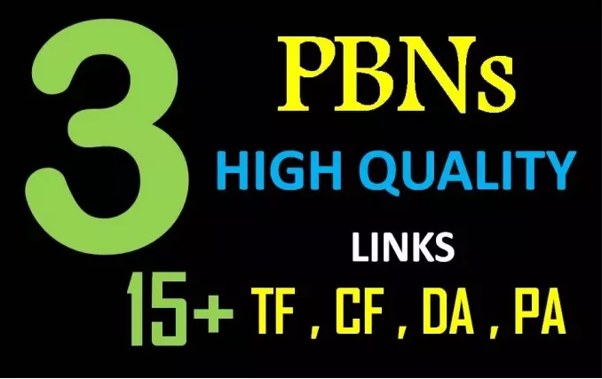 Do PBNs Post 3 PBNs post with 300 words article