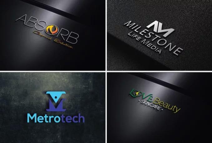 Fabulous Modern 3d Logo