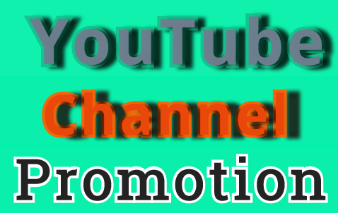 I Will Manually Do Y Channel S Promotion
