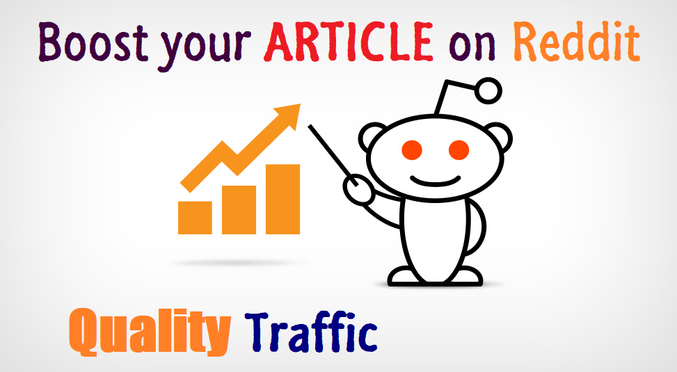Do Viral Your Link/Article On My High Karma Reddit Account