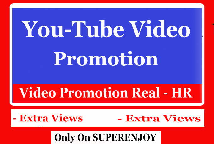 Organic SEO for Youtube videos Promotion and Marketin...