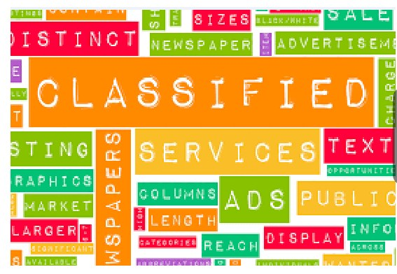 Post 40 Classified Ads Manually