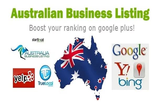Create 50 Australian Local Citations