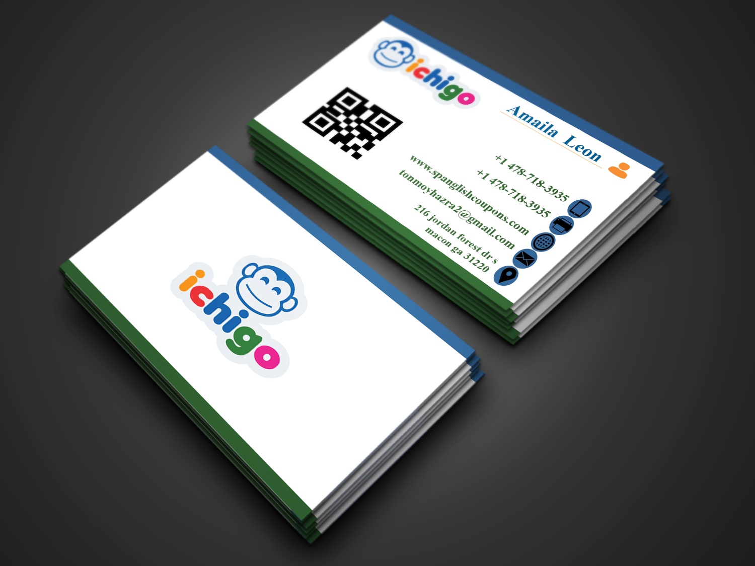 Design Professional Business Card With In 24 Hours