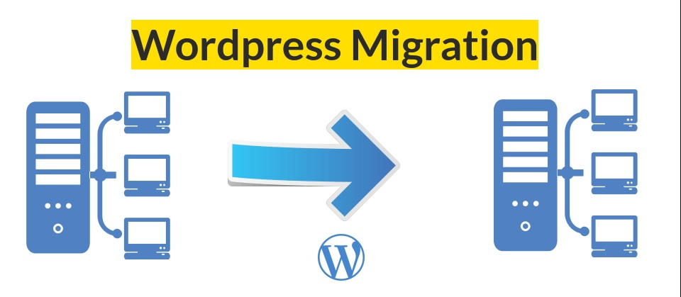 Move or Transfer your wordpress Site to New Hosting - Wordpress Site Migration
