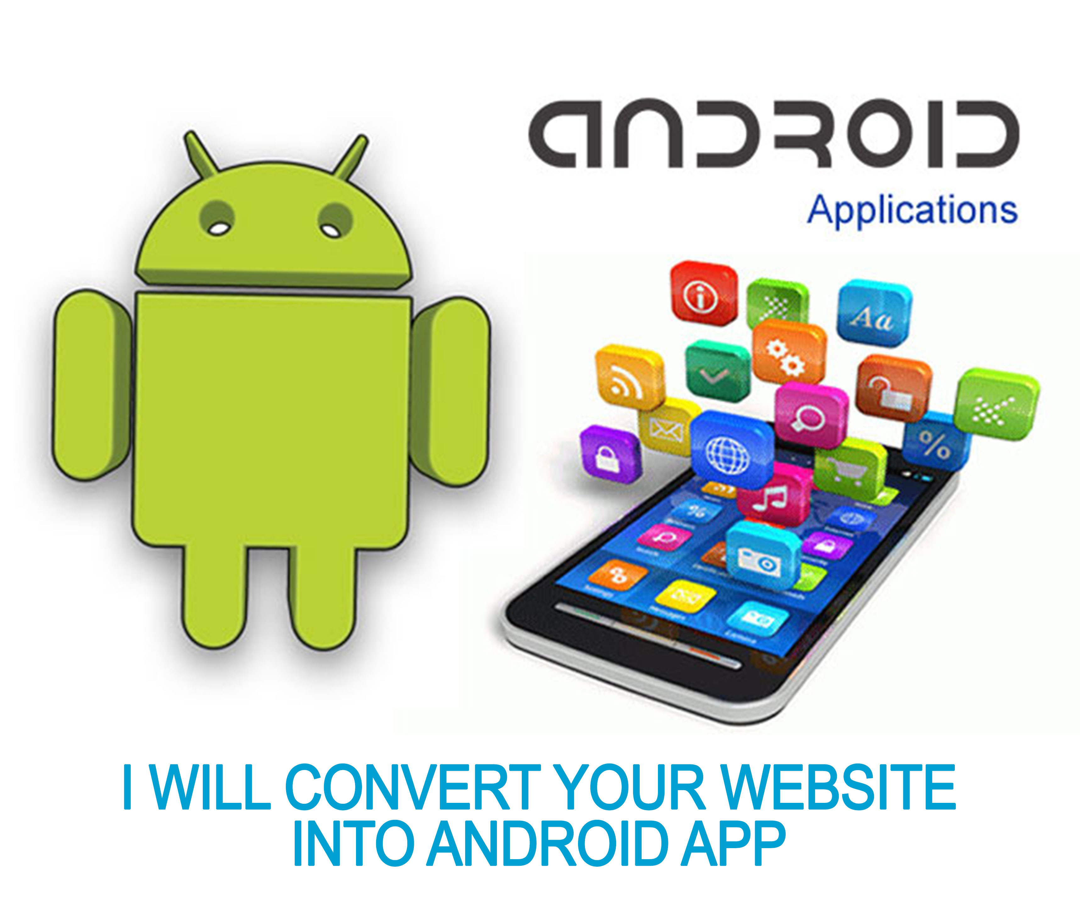 Build PROFESSIONAL Android app for ur website and publish it