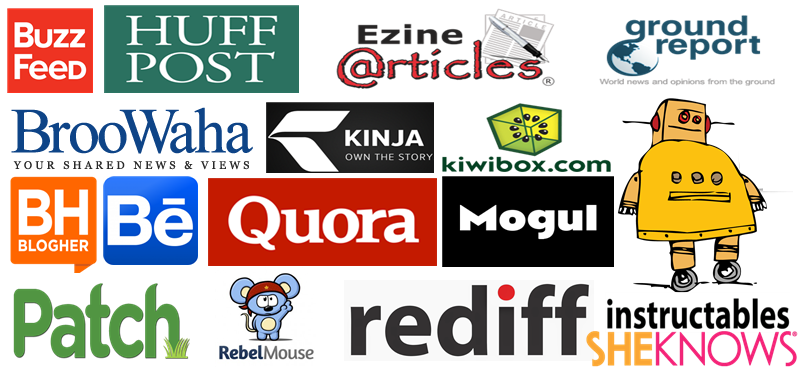 Top 5 Community Guest Post Submission Service - High Authority Backlinks