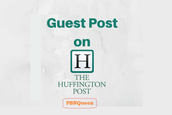 Write article and Guest Post on Huffingtonpost