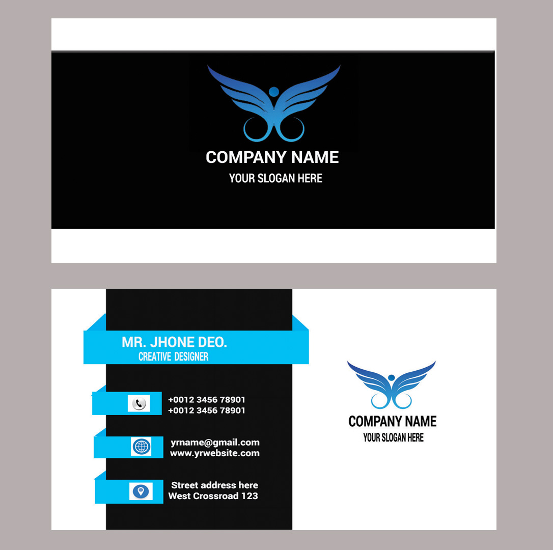 Design Creative Professional Business Card