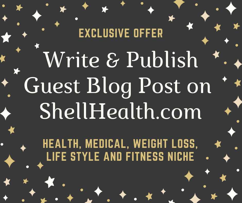 Write and Publish guest post article on ShellHealth for $5