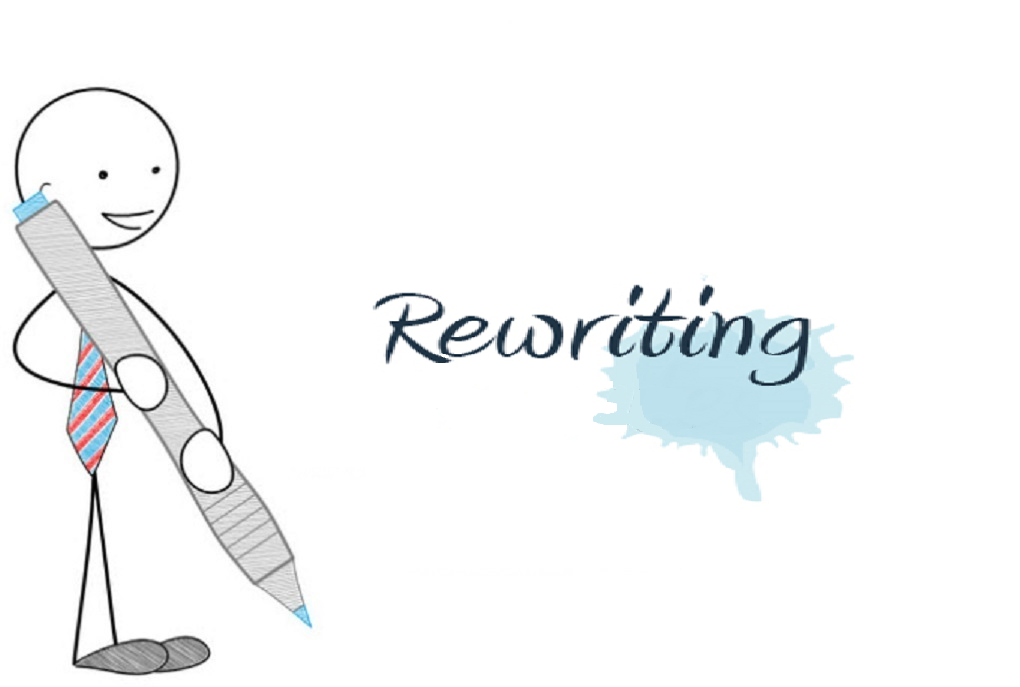 Rewrite a -500 words Article