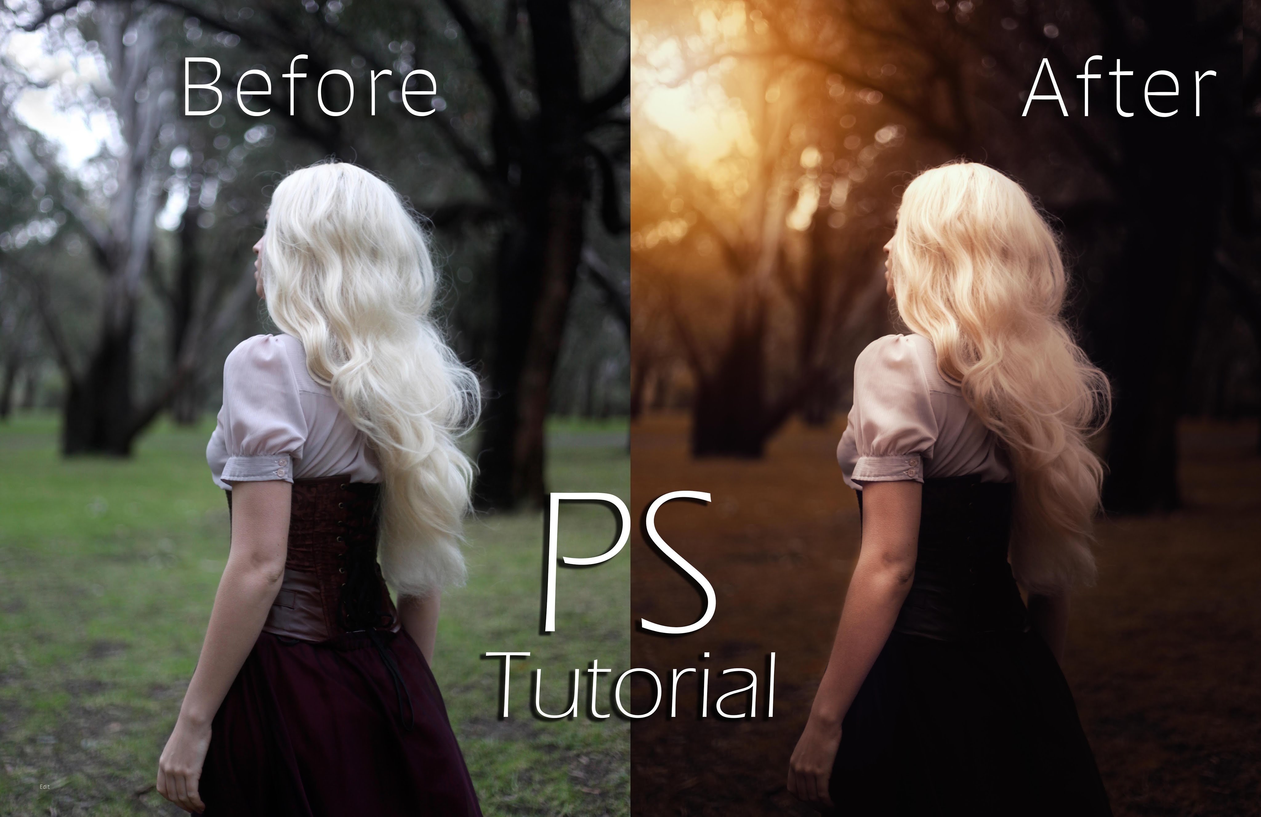 Remove Background Photoshop Editing