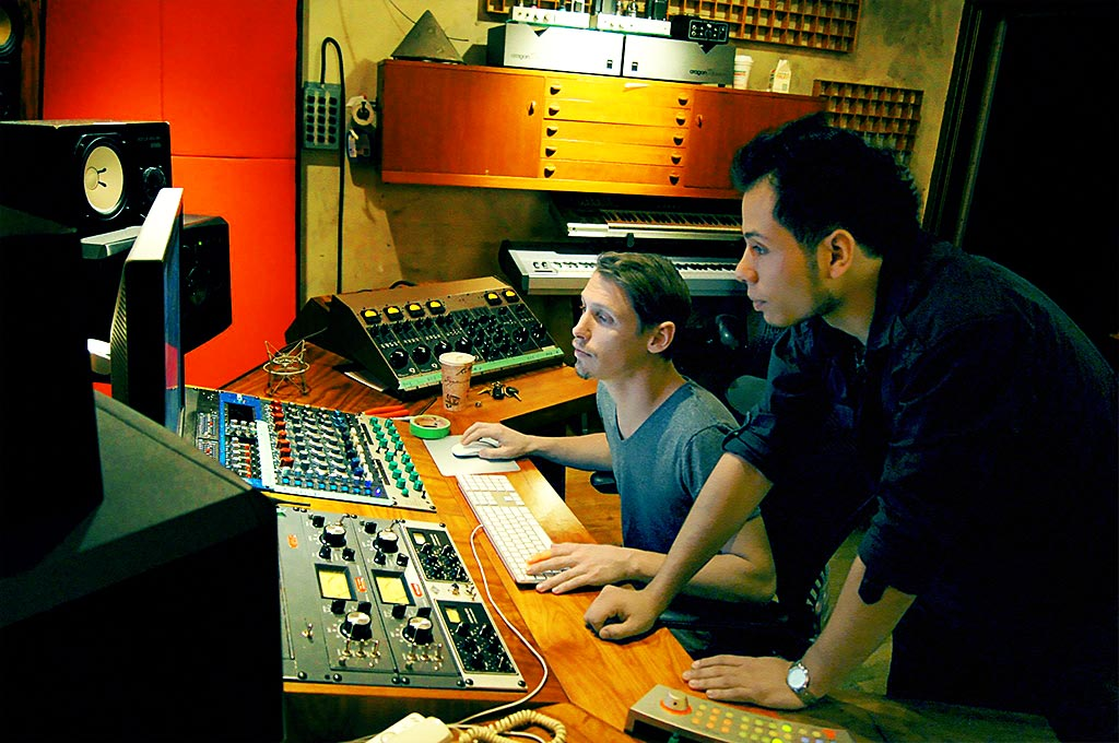 Mixing and Mastering Grammy winner team. NYC SOUND :)