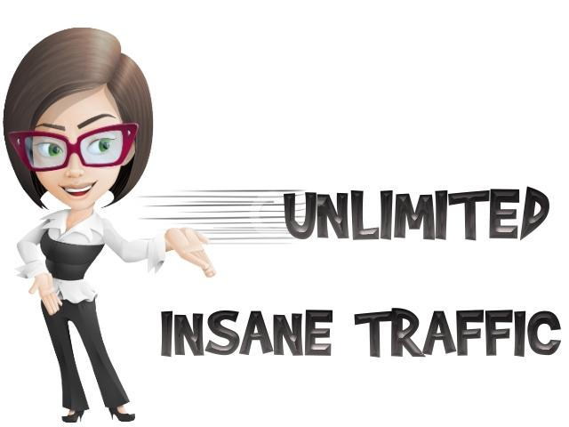 Unlimited Traffic to your Website