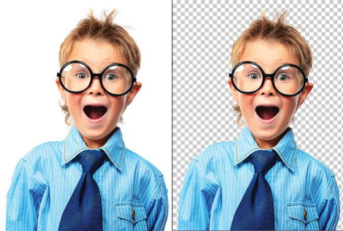 Remove Or Change Any Background With Simple Retouching, 15 Photos For Basic