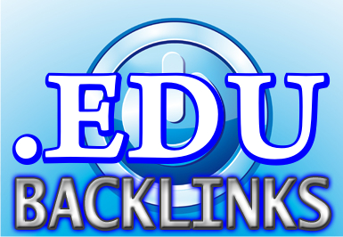 1000 EDU backlinks include. edu. xxx domains - mix platforms