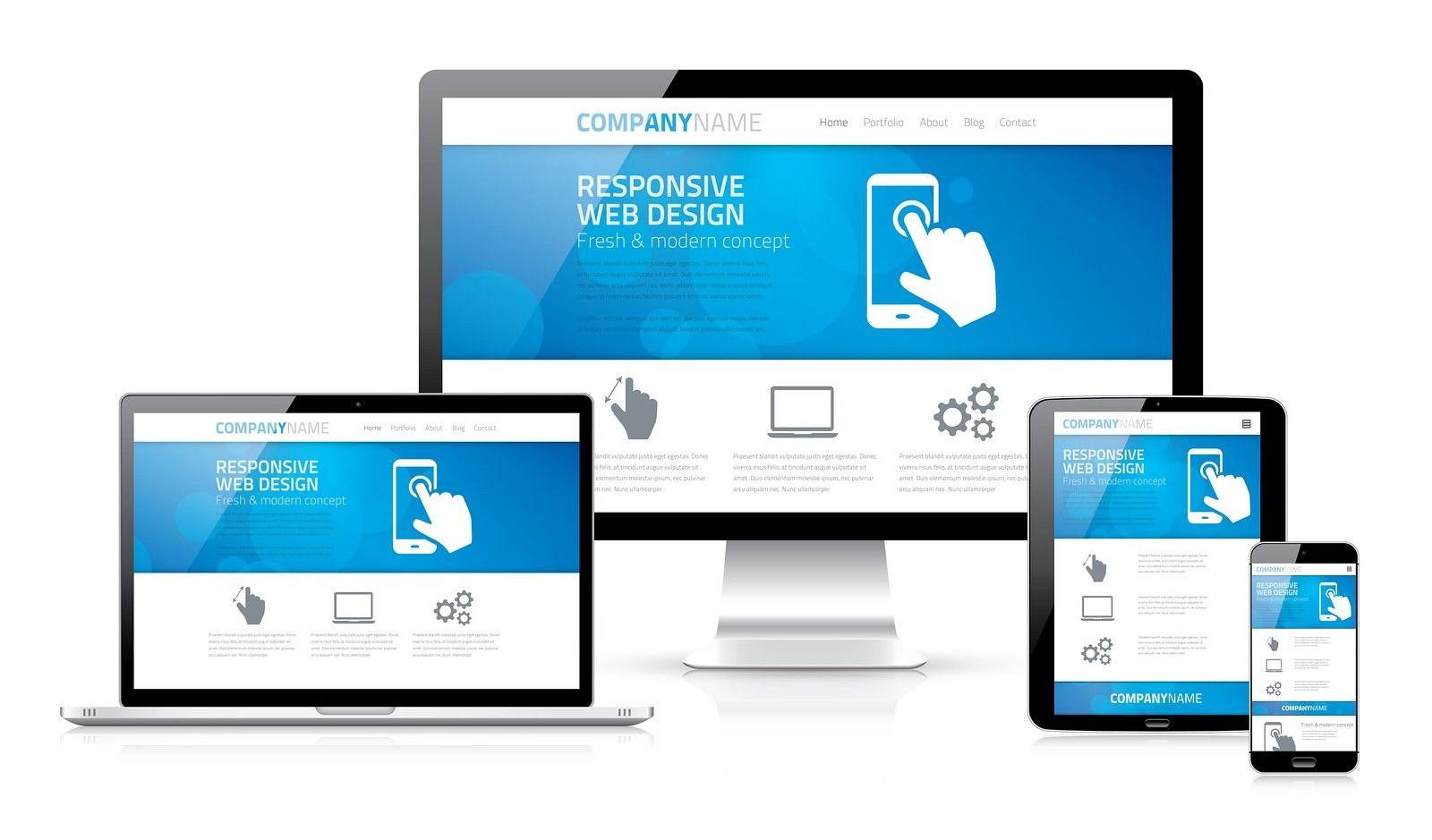 I design Attractive Website Design