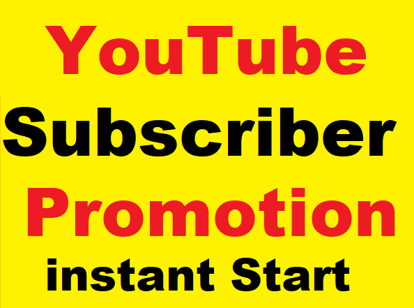 Real & Active Organic Channel Promotion super Fast