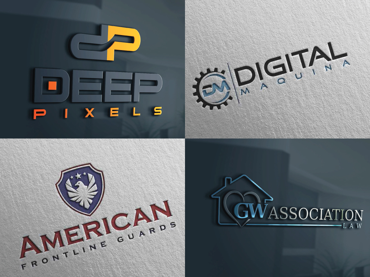 Design a creative & professional logo for your business