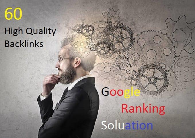 Create 60 High Quality DA Profile Backlink