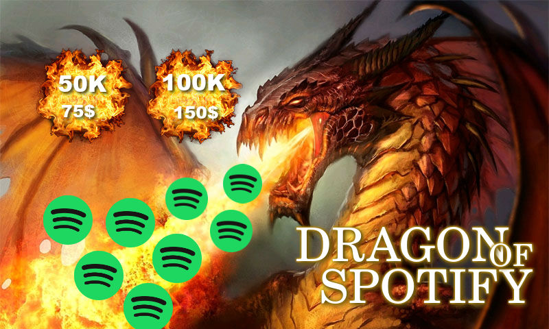 Music Streaming and Play 100k Big Campaning