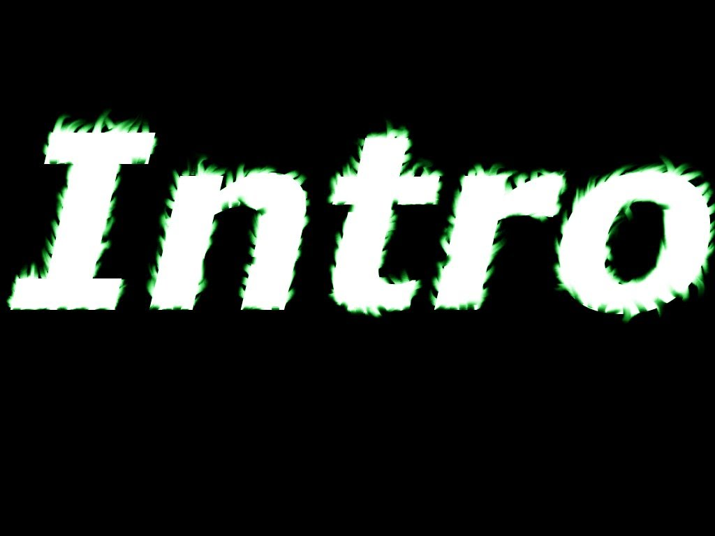 I will make 5 youtube intro in 6 hours