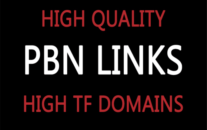 Create 40 Permanent Pbn Posts On High Trust Flow Domains