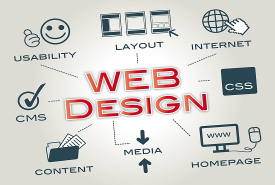 Create Custom Website Design