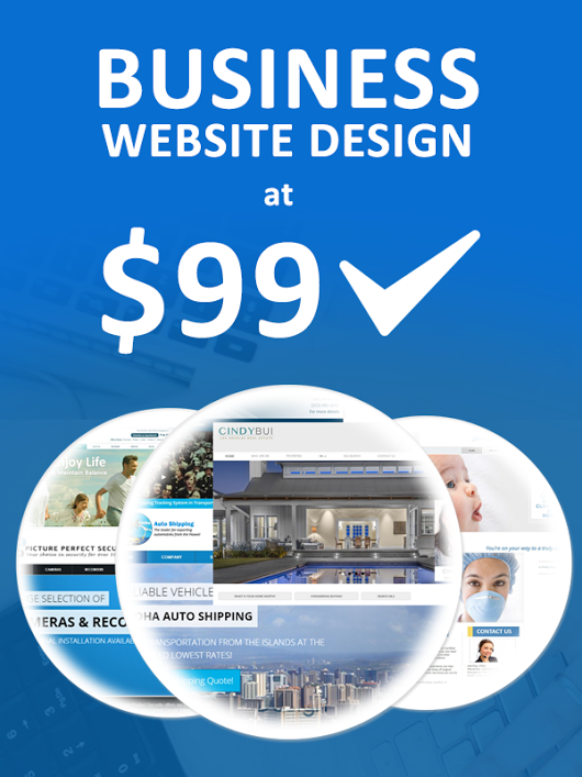 Custom Website Design & Development
