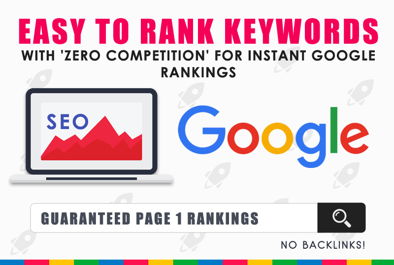 Get 'Easy To Rank' Keywords With