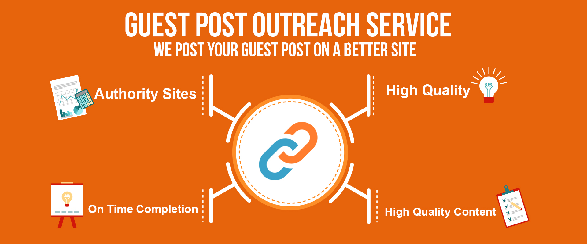 Will Write and Publish 7 Guest Post On High Quality Websites