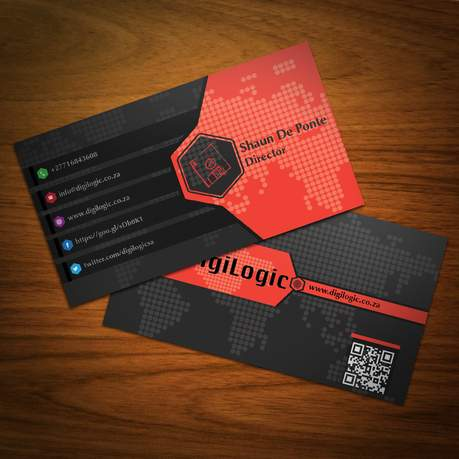 5 CRATIVE business cards