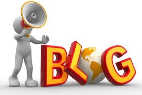 I will Do 50 High Da Blog Comment