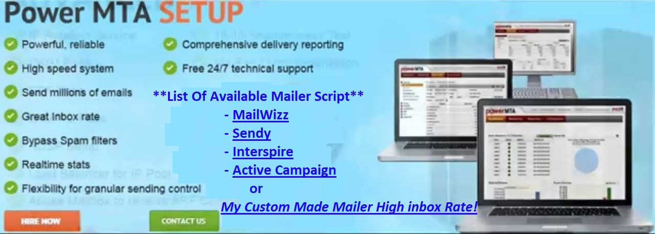 Setup Mailwizz + PowerMTA4.5r8 in 20 minutes