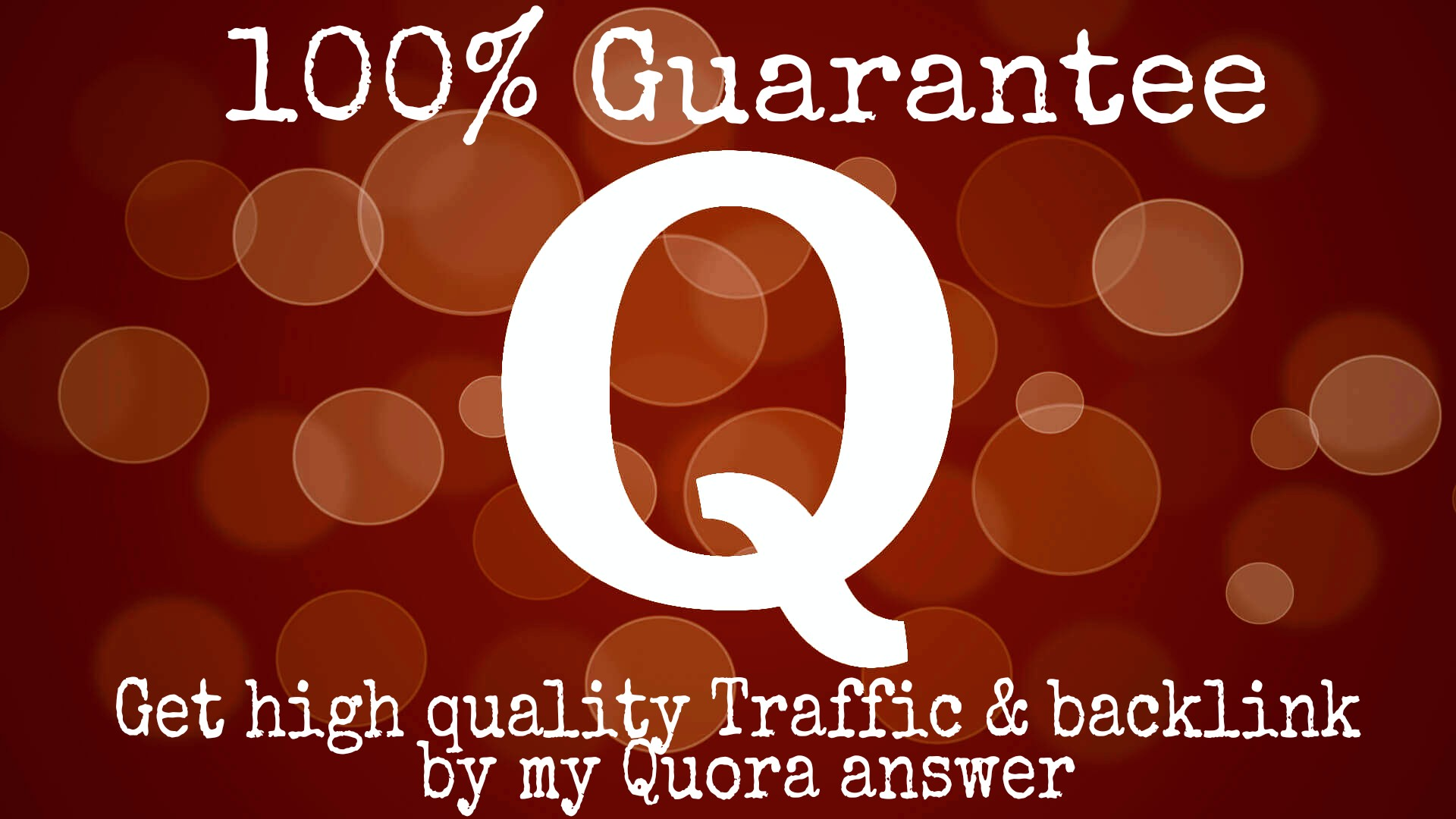 Promote Your Website On 30 Quora answer With Contextual Link
