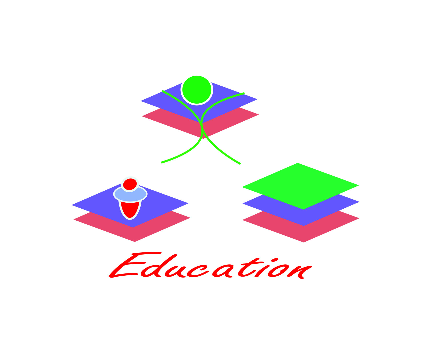 Provide Design and Unique creative Logos With Vector.